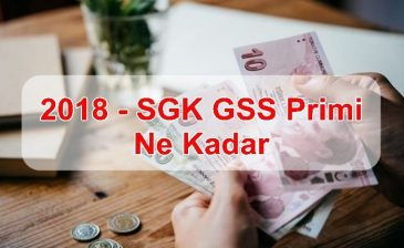 2018 – SGK GSS Primi Ne Kadar