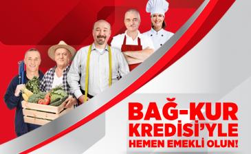 Bağkur Kredisi – Bağkur Emeklilik Kredisi Şartları / 2018