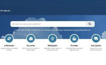 E-Devlet Şifre Değiştirme