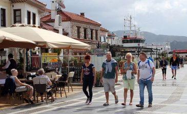 İngiliz Turistlerin Gözdesi Türkiye