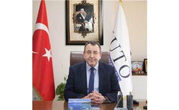 Kuşadası Ticaret Odası Başkanı Serdar Akdoğan, 2017'Yi Değerlendi
