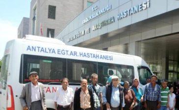 Hastaların yol faturasını da devlet karşılayacak