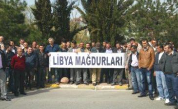 Libya mağdurlarına işsizlik maaşı müjdesi