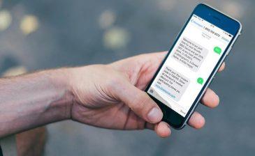 SGK SMS Bilgilendirme Kayıt Sistemi