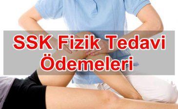 SSK Fizik Tedavi Masraflarını Karşılıyor mu?